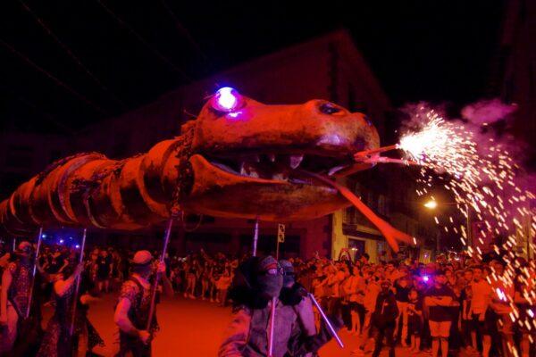 La Fiesta de La Serpiente
